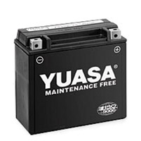 Yuasa Maintenance Free Battery Model YT12B-BS