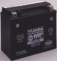 Yuasa Maintenance Free Battery Model YTX24HL