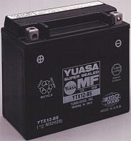 Yuasa Factory Activated Maintenance Free Battery