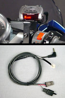 J&M Adapter Harness for Bell RX65 Radar Detector