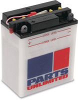 Parts Unlimited Heavy Duty 12V Battery