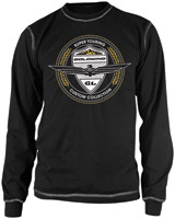 Honda Gold Wing Custom Collection Black/Gray Thermal