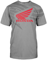 Honda Men's Wingman Gray T-Shirt