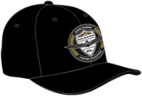 Honda Goldwing Custom Collection Black Ball Cap
