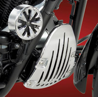 Show Chrome Accessories Celestar Regulator Cover Yamaha V-Star 950