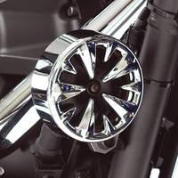 Show Chrome Accessories Vantage Horn Cover