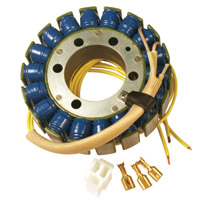 ACCEL Stator for XV1700 Road Star Warrior Models