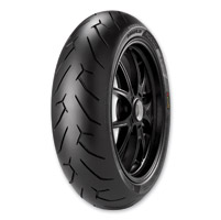 Pirelli Diablo Rosso II 190/55ZR17 Rear Tire