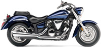 Cobra Tri-Pro 2-into-1 Chrome Exhaust System