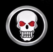 CAT LLC Skull Clutch Cover
