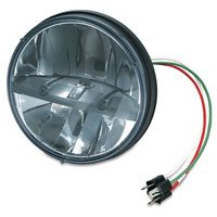 Kuryakyn 7″ LED Phase 7 Headlight