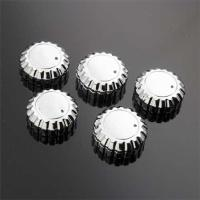 Show Chrome Accessories Chrome Radio Knob Set