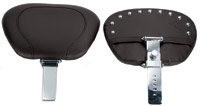 Mustang Studded Passenger Backrest and Post