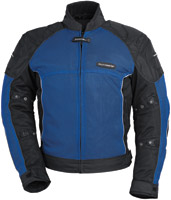 Tour Master Blue Intake Air Series 3 Jacket
