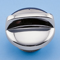 Show Chrome Accessories Chrome Engine Oil Filler Cap