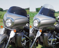 Slip Streamer Bagger Shield for Yamaha