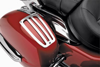 Cobra Saddlebag Lid Guards for Kawasaki Nomad or Voyager Models
