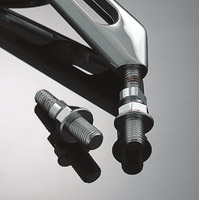 Kuryakyn Mirror Adapters for Honda, Suzuki, Kawasaki and Victory
