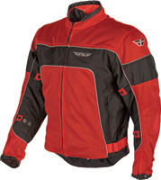 FLY CoolPro II Red Mesh Jacket