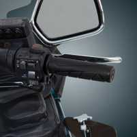 Show Chrome Accessories Inferno Heated Grips with EZ Controller