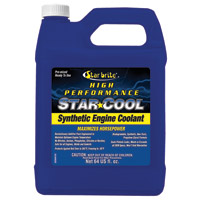 Starbrite Star Cool Synthetic Engine Coolant