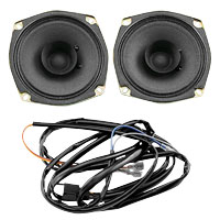 Show Chrome Accessories Replacement Speakers
