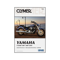 Clymer Yamaha Motorcycle Repair Manual