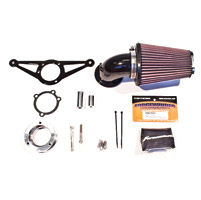 Forcewinder Gloss Black Intake System for Yamaha  Road Star