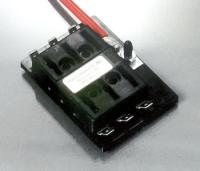 motorcycle fuses breakers j p cycles rivco accessory fuse block 1 2″ x 3″ x 3″