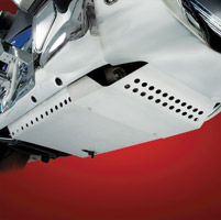 Show Chrome Accessories Belly Pan for GL1800 Gold Wing