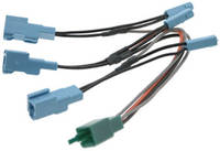 Scorpio Security System Factory Connector Kit
