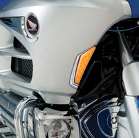 Show Chrome Accessories LED Vertical Light for Gold Wing