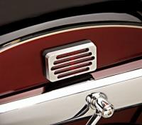 Show Chrome Accessories Chrome Reflector Grilles