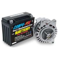 Compu-Fire 90 Amp Alternator with Generation III Battery