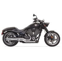Bassani Chrome Road Rage Exhaust System