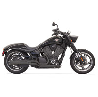 Bassani Black Road Rage Exhaust System