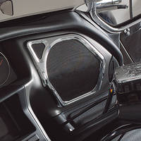 Show Chrome Accessories Contour Series Speaker Accents