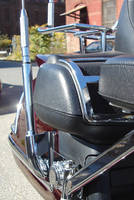 Add On GL1800 Chrome Antenna Top Tube Accent
