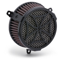 Cobra Black Cross Air Cleaner Kit