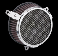 Cobra Chrome Air Cleaner Kit
