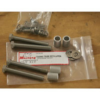 Mustang Hard Trunk Mounting Bolt Kit