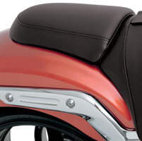 Drag Specialties Low-profile Smooth Passenger Pad