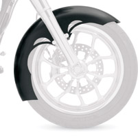 Klock Werks Tude Tire Hugger Series Front Fender