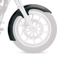 Klock Werks Slicer Tire Hugger Series Front Fender