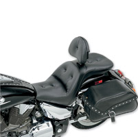 Saddlemen Explorer RS Seat with Driver Backrest