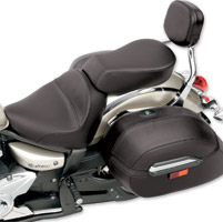 Saddlemen Renegade Deluxe Black Solo Seat