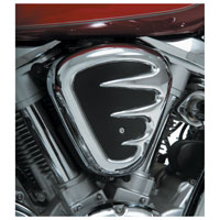 Show Chrome Accessories Contour Air Cleaner Cover