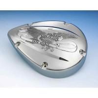 Show Chrome Accessories Air Cleaner Cover, Free Spirit
