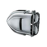 Kuryakyn Pro-R Hypercharger Air Cleaner Kit