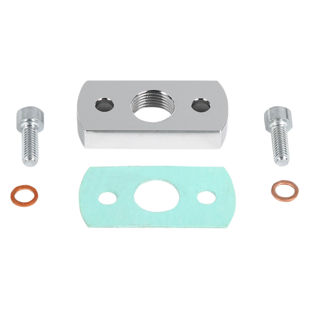 Power-Flo Fuel Valve Adapter Plate